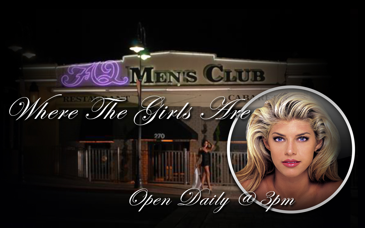 Reno Mens Club Renos Hottest Gentlemans Club